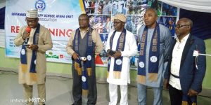 ACCEPTANCE SPEECH BY THE IN-COMING PRESIDENT GSSAE ALUMNI ASSOCIATION ON THE OCCASION OF THE SWEARING-IN OF THE EXECUTIVE COMMITTEE HELD AT THE SCHOOL LIBRARY, GOVERNMENT SECONDARY SCHOOL, AFAHA EKET ON JULY 27, 2019
